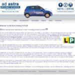 WebDriveAdAstra