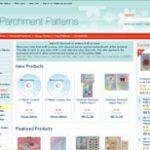 WebParchmentPatterns